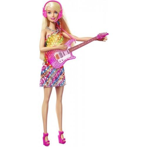 Barbie Malibu-Με Μουσική Και Φώτα .