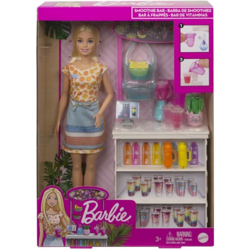 Barbie Wellness-Smoothie Bar