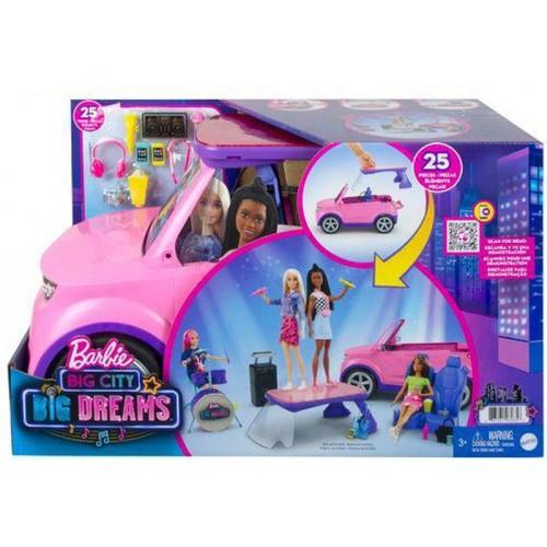 Barbie Μουσική Σκηνή Και SUV