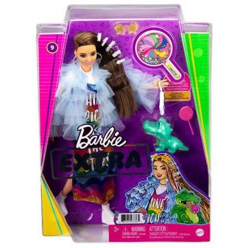 Barbie Extra-Purple Dress