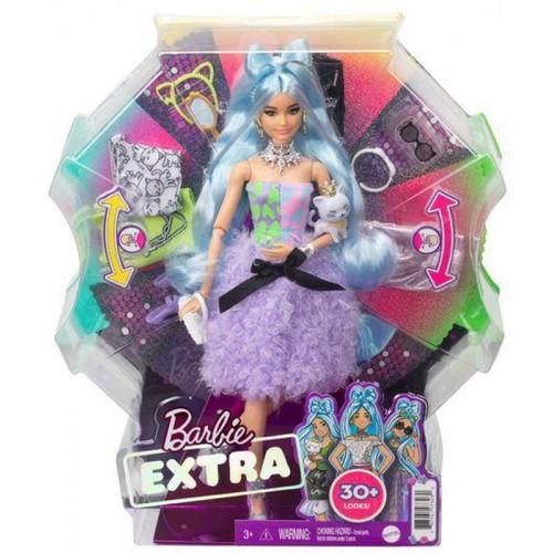 Barbie Extra-Κούκλα Με Αξεσουάρ