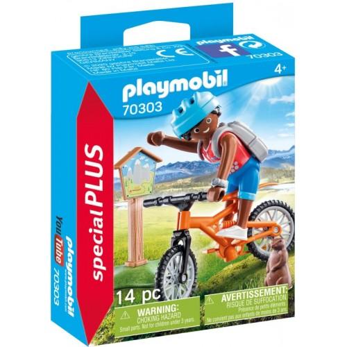 Playmobil Special Plus Ποδηλάτης MTB
