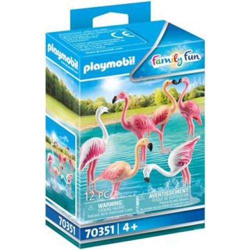 Playmobil Κοπάδι Φλαμίνγκο