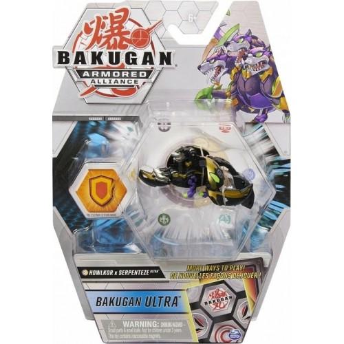 Spin Master Bakugan Armored Alliance: Bakugan Ultra - Howlkor x Serpenteze Ultra