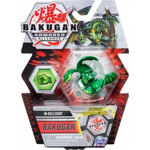 Spin Master Nillious Core Ball Green Bakugan