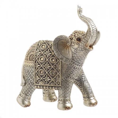 Διακοσμητικός Επιτραπέζιος Ελέφαντας