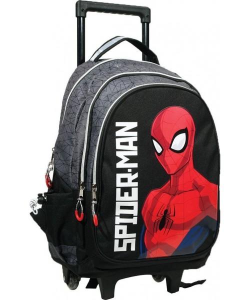 Gim Spiderman Armour Τσάντα trolley (337-76074)